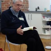 Peter Zimmermann liest
